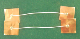Copper Wire Jumper Kit - click for larger image